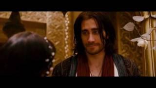 Prince of Persia movie ending scene