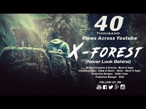 Horror Short film 2016 - X - Forest | bd horror short films