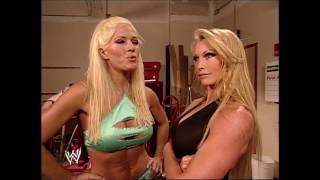 Nidia & Dawn Marie vs. Torrie Wilson & Sable - May 1, 2003