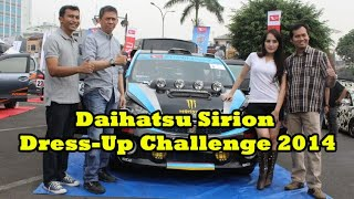 Daihatsu Sirion Dress-Up Challenge 2014