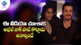 Intresting facts about Akhil Akkineni Girlfriend Shriya Bhupal | akhil full movie