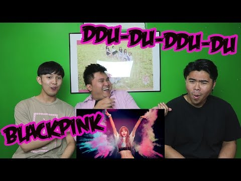 BLACKPINK - DDU-DU DDU-DU MV REACTION (FUNNY FANBOYS)