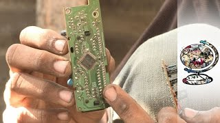 The Toxic E-Waste Trade Killing Pakistan