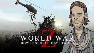 Como Guerra Mundial Z Debio Haber Terminado