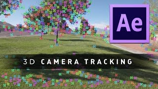 After Effects Tutorial: Learn 3D Camera Tracking