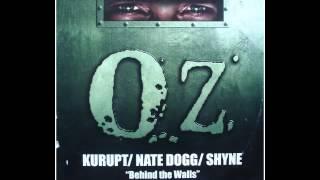 Shyne (ft. Kurupt & Nate Dogg) - Behind the walls (EAST COAST GANGSTA MIX)