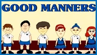 Learn Good Manners for kids