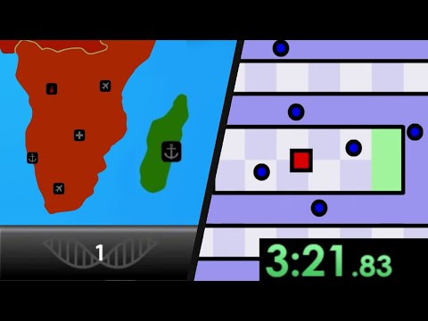 Speedrunning Flash Games from your childhood