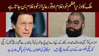 Aimal Wali Said That Imran Khan Is A Slave PM ,ANP Well Render Sacrifices For State Institutions