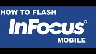 Infocus All Mobile flashing with tool 10000000% done...