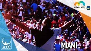 Del Potro A Formidable Force In Miami 2018