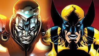 WOLVERINE: vs COLOSSUS: - WHO WOULD WIN? X-MEN MUTANT BATTLES - MARVEL MCU