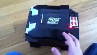 spy gear secret box