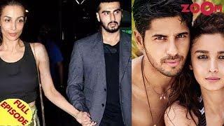Arjun & Malaika to tie knot next month?   Sidharth Malhotra reacts on Alia