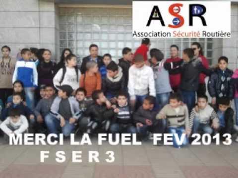 F S E R 3 2013 ASR ET LA FUEL MAROC MERCI BC