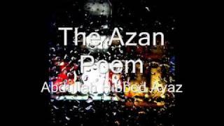 The Azan Poem