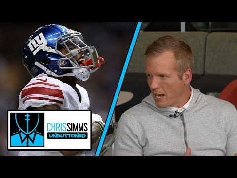 Odell Beckham Jr. s personality didn t fit with NYG s executives Chris Simms Unbuttoned