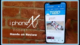 Iphone X  hands on review| iphone 10|Apple|Techgossipbd|Bangla