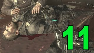 Modern Warfare 3 - Part 11 - Blood Brothers (Let's Play / Walkthrough / Playthrough)