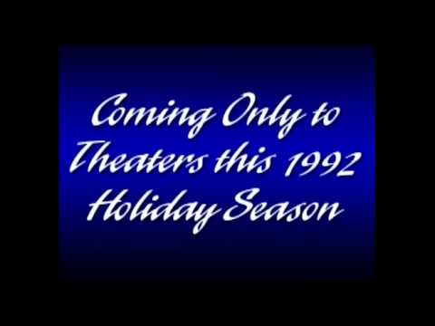 Navy Blue Coming Only To Movie Theaters This 1992 Holiday Season