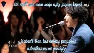 Jung Yong Hwa - Star You / Fan Song [Sub Español + Karaoke + Romanización]