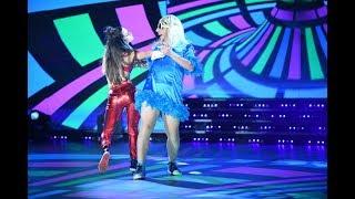 Actuación y baile, un divertido combo de Jey Mammon en la Cumbia Pop