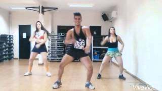 Você subia descia coreografia Fit dance