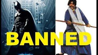 When Mola Jutt meets the Dark Knight Voice Remix Banned