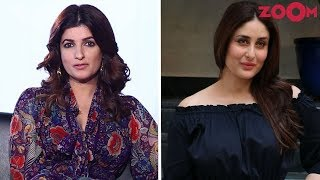 Twinkle Khanna Plays It Safe When Asked About Kareena Kapoor Khan