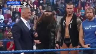 The Undertaker Returns 2016 - WWE Smackdown Live 15 November 2016-WWE Smackdown 15/11/16