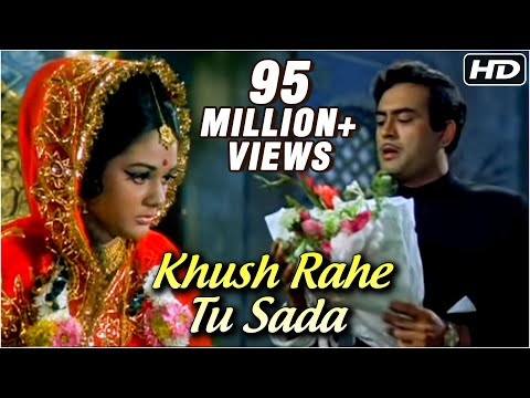 Khush Rahe Tu Sada Sanjeev Kumar Shatrughan Sinha & Alka Khilona