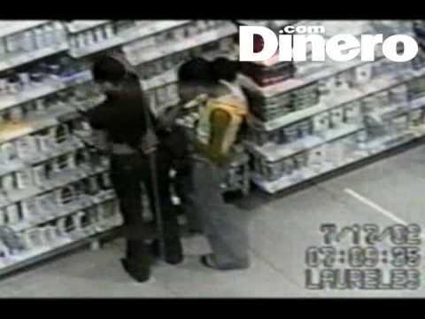 Robos en Supermercados 2