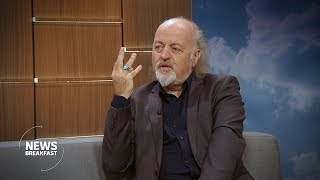 Bill Bailey: Every time I come to Australia there's a new PM