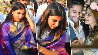 Actress Samantha Visits Tirumala Tirupati after announcing her Wedding Date | Hot Tamil Cinema News
