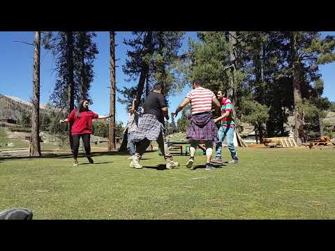 Dilruba na razi-  Dance at Fairy Meadows