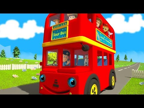 Xxx Mp4 Wheels On The Bus More Nursery Rhymes Amp Kids Songs By Little Treehouse 3gp Sex