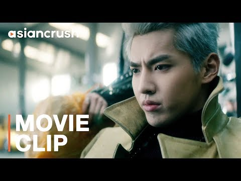 Old school Chinese gangsters vs. rich kid thugs Clip from Mr. Six starring Kris Wu