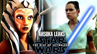 The Rise Of Skywalker Ahsoka Leaks Change Everything! (Star Wars Episode 9)