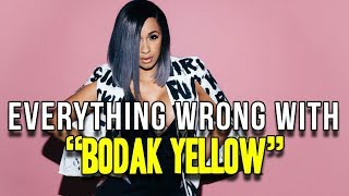 Everything Wrong With Cardi B -