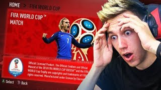 FIFA 18 WORLD CUP MODE | Presented By EA