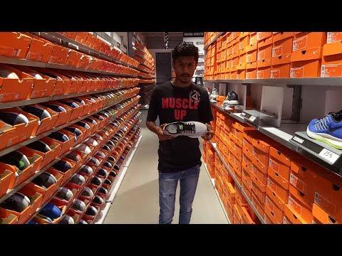 Nike Factory Outlet Mumbai | Mira Road | Dahisar | Mumbai |