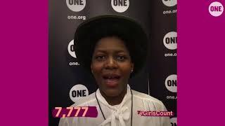#GirlsCount | Bumi Thomas - 7,777