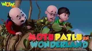 Motu Patlu In Wonderland - Promo