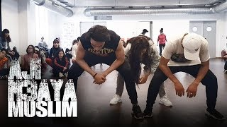 Muslim - Aji M3aya | مسلم ـ أجي معايا | Dance Choreography by Zakaria Hitouche