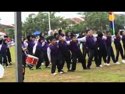 Ultras Sekolah Rendah Pulai Perdana (Ayuh Merah Biruku, Luaskan Kuasamu)
