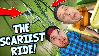 THE SCARIEST ROLLERCOASTER!! - Planet Coaster! #3 W/AshDubh!
