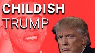 "Not Satire: Trump Blames Obama for Russia ""Collusion or Obstruction"""