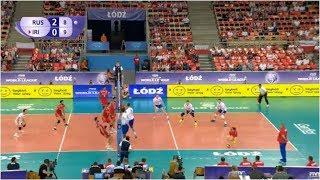 Russia vs. Iran ... WTF?!? Video challenge? No, this is video Mafia...