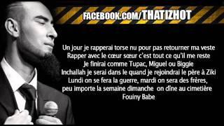 La Fouine feat. Kamelancien - Vécu [PAROLES/LYRICS]