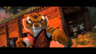 Kunfu Panda 2 - 1ra pelea